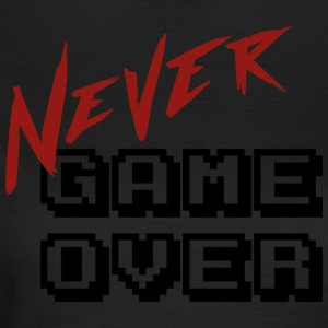Big_Never_game_Over - T-shirt dam