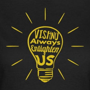 Vishnu Enlighten-nous - T-shirt Femme
