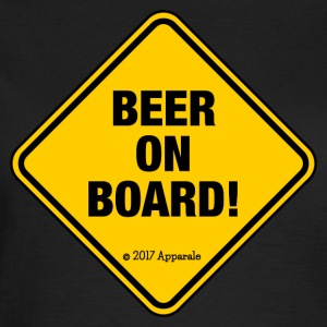 Beer On Board T-Shirt - Women's T-Shirt