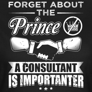 consultant FORGET conseil PRINCE - T-shirt Femme