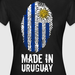 Made In Uruguay - Dame-T-shirt