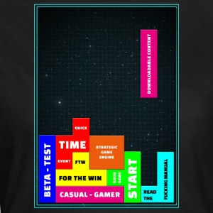 tetris - Women's T-Shirt