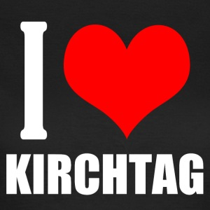 Kirchtag - Dame-T-shirt