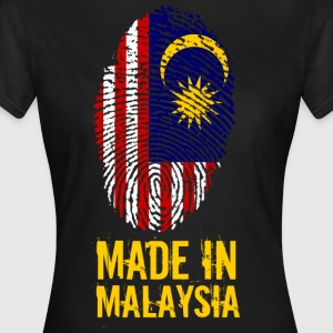 Made In Malaisie / Malaisie - T-shirt Femme