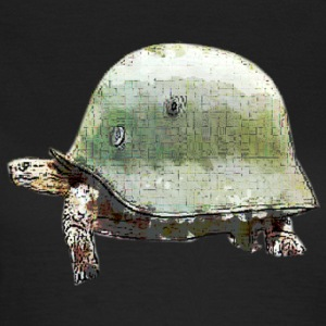 TORTUGA MILITARY HELMET - Women's T-Shirt
