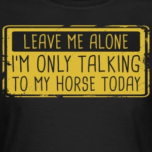 Horses design / gift. Order here. - Women's T-Shirt