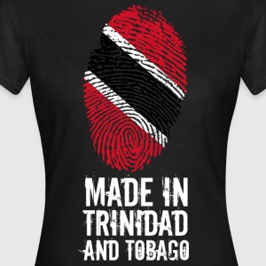 Made In Trinidad og Tobago Trinidad og Tobago - T-skjorte for kvinner