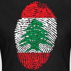 LIBANON 4 EVER COLLECTION - Dame-T-shirt