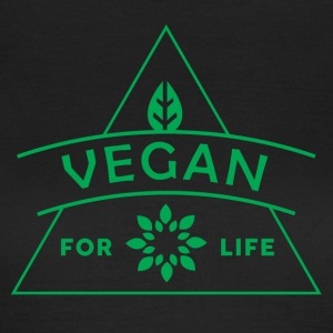 VEGAN FOR LIFE - Women's T-Shirt
