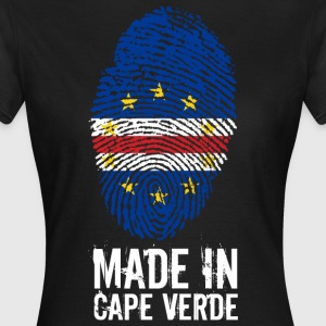 Made In Kap Verde / Cape Verde / Cabo Verde - Dame-T-shirt