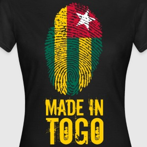 Made In Togo - Dame-T-shirt