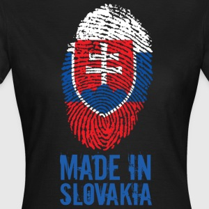 Fabriqué en Slovaquie / Made in Slovaquie Slovensko - T-shirt Femme