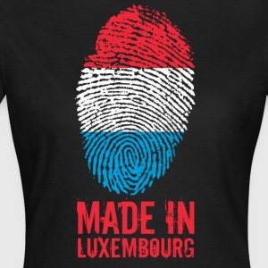 Gemaakt in Luxemburg / Made in Luxemburg - Vrouwen T-shirt