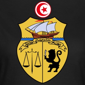 Tunisia Coat of Arms - Women's T-Shirt