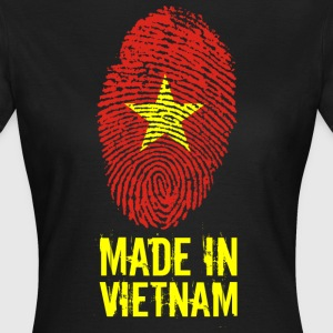 Made In Vietnam / Việt Nam - T-shirt dam