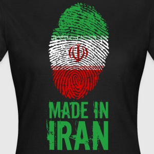 Made in Iran / Made in Iran ايران iran Persien - Dame-T-shirt