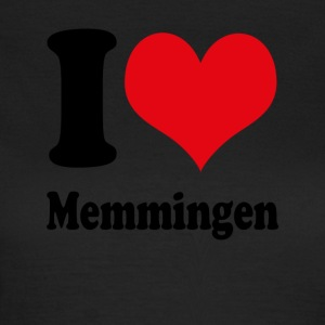 I love Memmingen - Frauen T-Shirt