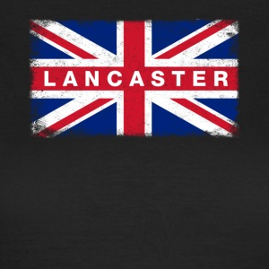 Lancaster Shirt Vintage United Kingdom Flag - Women's T-Shirt