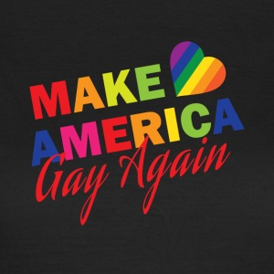 Amerikka Gay Marriage Lahja Gay Christopher Homo - Naisten t-paita