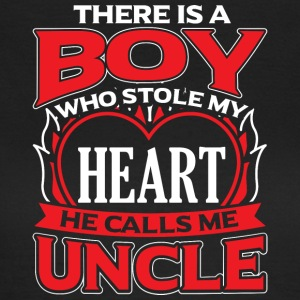 UNCLE - THERE IS A BOY WHO STOLE MY HEART - Women's T-Shirt