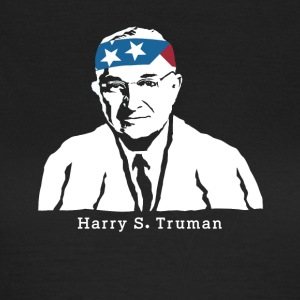 President Harry S Truman American Patriot Vintage - Women's T-Shirt