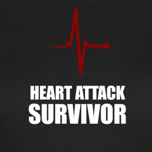 Heart Attack Survivor - Frauen T-Shirt
