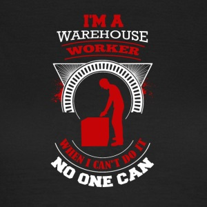 WarehouseWorker Design - Frauen T-Shirt
