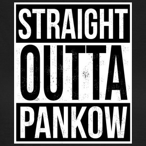 Straight Outta Pankow - Camiseta mujer