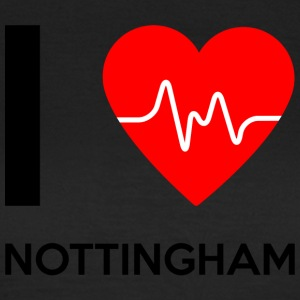 I Love Nottingham - I love Nottingham - Women's T-Shirt