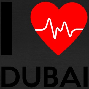 I Love Dubai - I Love Dubai - T-skjorte for kvinner