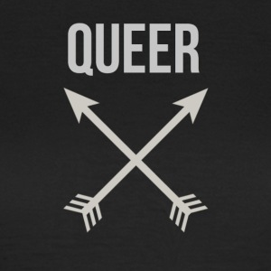 Queer Arrows - T-shirt Femme