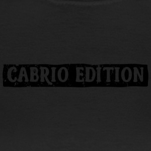cabrio edition - Frauen T-Shirt