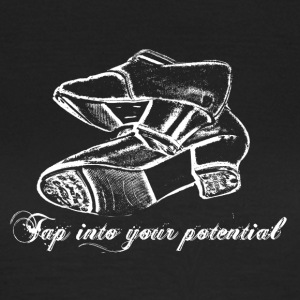 Tap into your potential - Women's T-Shirt