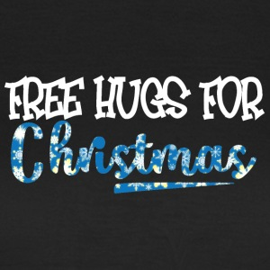 Weihnachten: Free Hugs For Christmas - Frauen T-Shirt