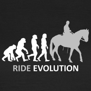 ++ ++ Ride Evolution - Vrouwen T-shirt