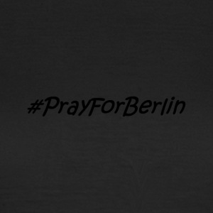 prayforberlin - T-skjorte for kvinner