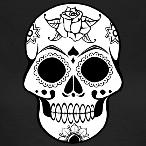 Skull and roses - Women's T-Shirt