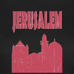 Jerusalem City - Dame-T-shirt