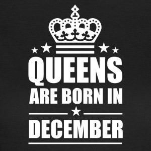 Queen december - Vrouwen T-shirt