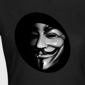 Anonymous - Vrouwen T-shirt