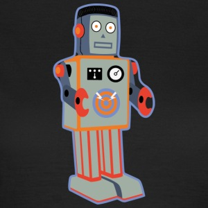 Patch_Robot - Women's T-Shirt