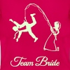 Team Bride Husband Fishing (Hen Party 1C) - Women's T-Shirt