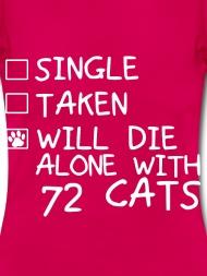 Klischee Frau mit Katze: Haben 'Katzenfrauen' weniger Glück in der Liebe?