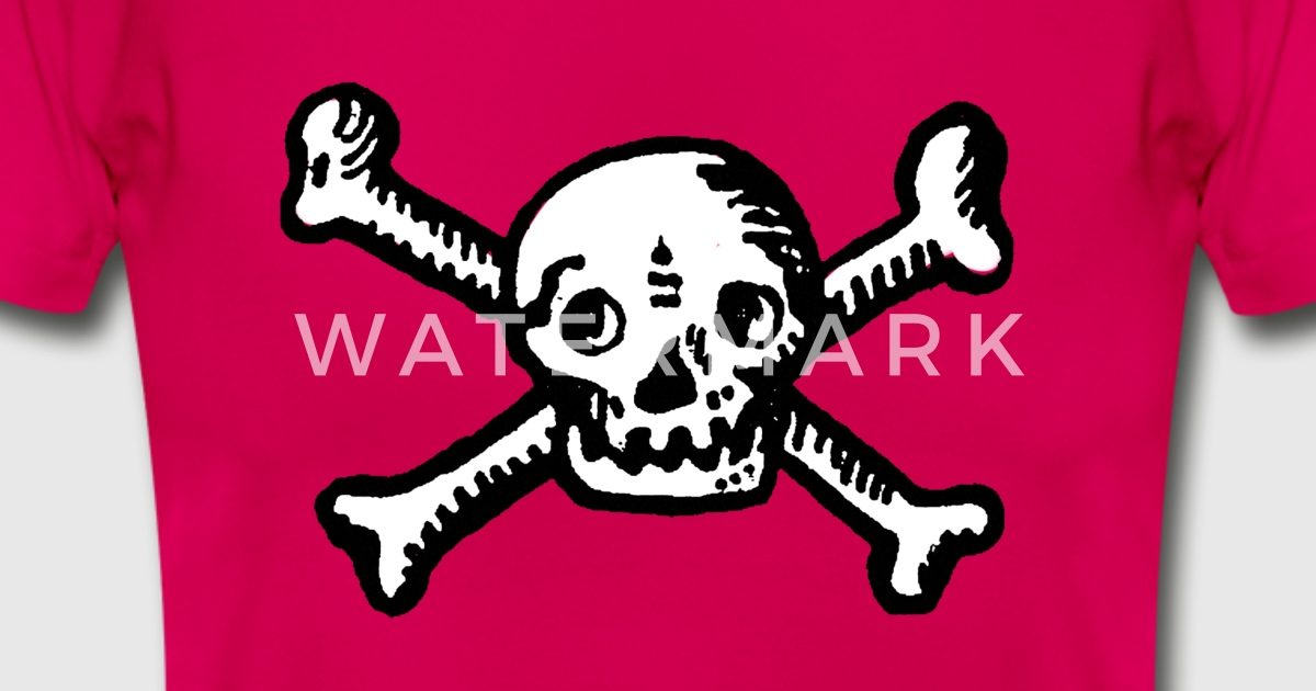 Skull And Crossbones Symbol By Maier Files Spreadshirt