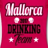 Mallorca Drinking Team - Vrouwen T-shirt