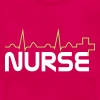 ecg nurse - Women's T-Shirt