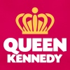 Queen kennedy name thing crown - Women's T-Shirt