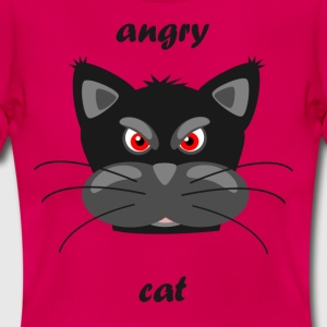 Mad cat - Vrouwen T-shirt