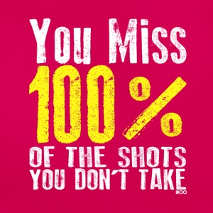 100% shots - Women's T-Shirt