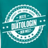 Beste Diätologin - Frauen T-Shirt